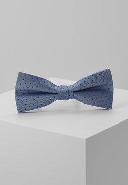 Calvin Klein - SHADOW DOT BOWTIE - Papillon - light blue