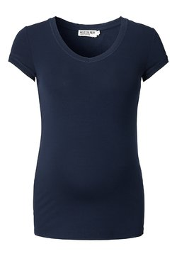 Queen Mum - TEE - T-shirt basic - navy