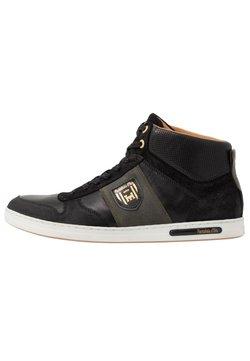 Pantofola d'Oro - MILITO UOMO MID - Sneakers hoog - black