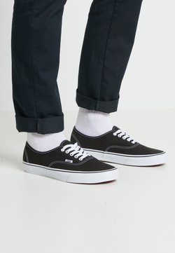 Vans - AUTHENTIC - Sneakers basse - black