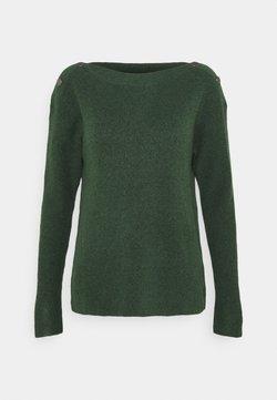 Esprit - Trui - dark green