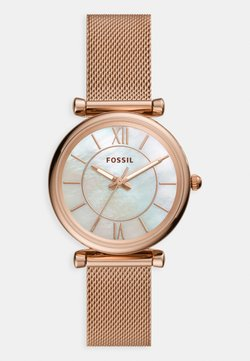 Fossil - CARLIE - Montre - rose gold-coloured