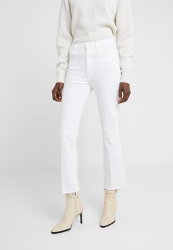 Mother - THE HUSTLER ANKLE FRAY JEAN - Flared jeans - fairest of them all