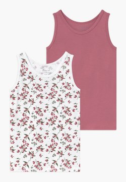 Name it - NMFTANK 2 PACK - Unterhemd/-shirt - heather rose
