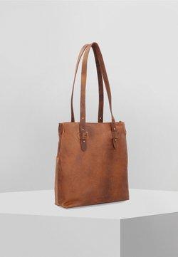Harold's - ANTIC  - Shopping Bag - brown
