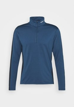 Icepeak - FLEMINTON - Fleecepullover - blue