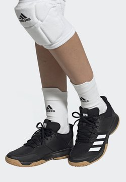 adidas Performance - LIGRA 6 SHOES - Volleyballschuh - black/white