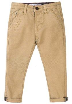 MINOTI - Pantalones chinos - tan