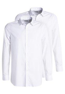 Next - 2 PACK - Businesshemd - white