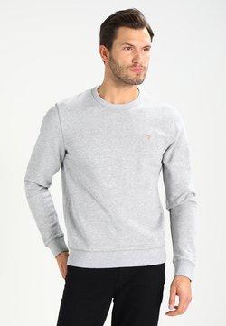 Farah - TIM CREW - Sweater - light grey marl
