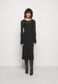 By Malene Birger - OPHELIAS - Vestido de punto - black