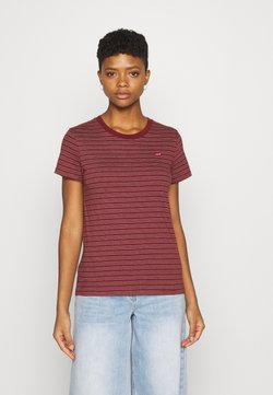 Levi's® - PERFECT TEE - T-Shirt basic - marta madder brown