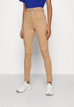 Noisy May - NMEMILY - Jeans Slim Fit - praline