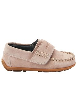 Next - NAVY NUBUCK PENNY LOAFERS (YOUNGER) - Mocassini - pink