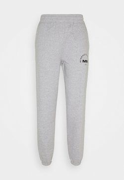 Mennace - UNISEX MENNACE CLUB - Jogginghose - grey marl