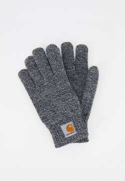 Carhartt WIP - SCOTT GLOVES - Fingerhandschuh - black/wax