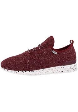 Djinn's - MOC LAU SPOTS - Sneaker low - wine