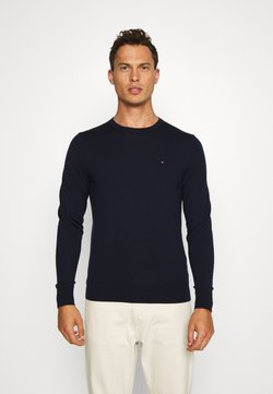 Tommy Hilfiger Tailored - Strikkegenser - blue