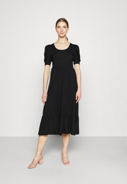 ONLY - ONLMAY LIFE PUFF DRESS - Maxikleid - black