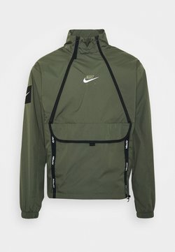 Nike Sportswear - AIR - Windbreaker - twilight marsh/black/white