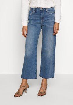 Mavi - ROMEE - Straight leg jeans - indigo used