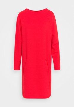 TOM TAILOR - DRESS COSY - Robe d'été - strong red