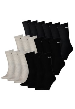 Puma - 18 PACK - Sportsocken - grey melange