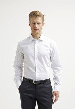 Tommy Hilfiger Tailored - FITTED - Camisa elegante - white