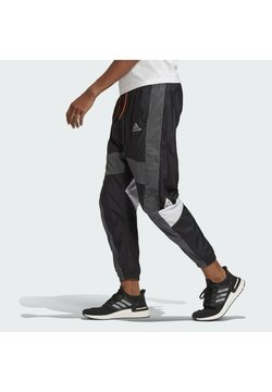 adidas Performance - Jogginghose - black/black