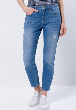 zero - Jeans Slim Fit - light blue destro