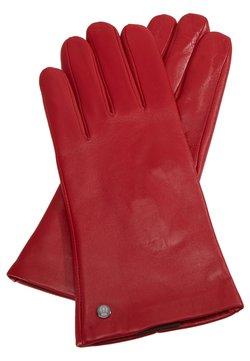 Roeckl - CLASSIC SLIM - Rękawiczki pięciopalcowe - classic red