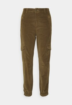 Part Two - SEVENA - Cargo trousers - beech