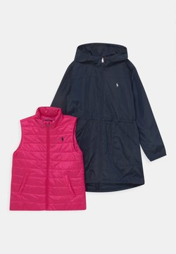 Polo Ralph Lauren - 2-IN-1 - Smanicato - french navy