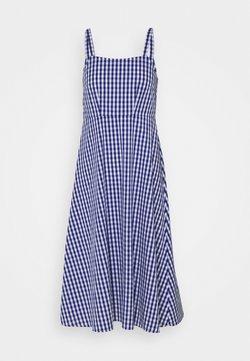 Anna Field - Korte jurk - blue/white