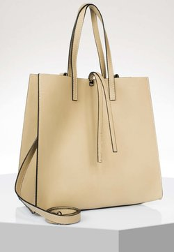 DreiMaster - Shopping Bag - taupe