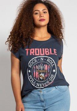 Studio Untold - T-shirt print - nachtblau