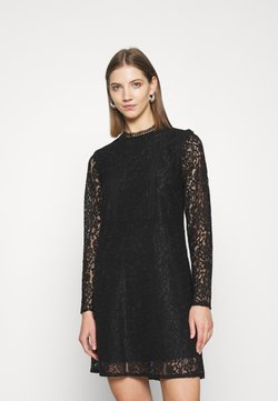 Vero Moda - VMBETTY DRESS - Sukienka koktajlowa - black