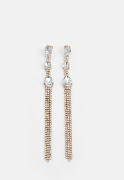Pieces - PCSCOOP EARRINGS - Earrings - gold-coloured