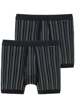 Schiesser - 2 PACK  - Panties - schwarz