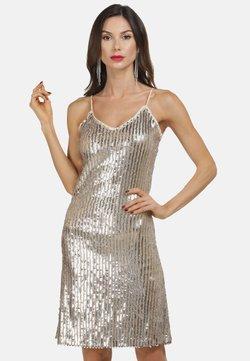 faina - KLEID - Cocktailkleid/festliches Kleid - gold