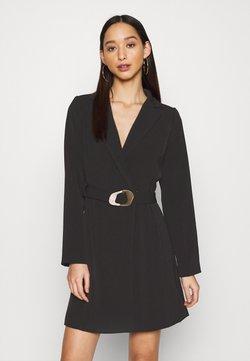 Fashion Union - MARIAN - Cocktailkleid/festliches Kleid - black