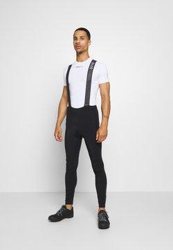 Gore Wear - C5 THERMO TRÄGERHOSE - Legging - black