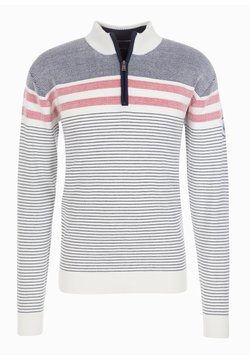 hajo Polo & Sportswear - MARITIMER  - Strickpullover - weiãŸ