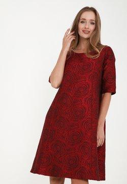 Madam-T - ASIDA - Cocktailkleid/festliches Kleid - weinrot