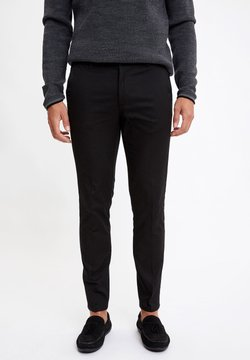 DeFacto - Pantaloni - black