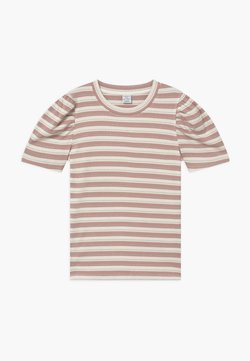 Lindex - TEENS LOLA - T-shirt print - light dusty pink