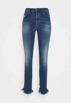 Diesel - BABHILA-ZIP - Jeans Skinny Fit - indigo