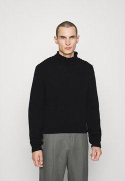Filippa K - MILO SWEATER - Sweter - black
