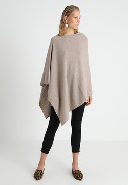 Part Two - KRISTANNA - Cape - light camel melange