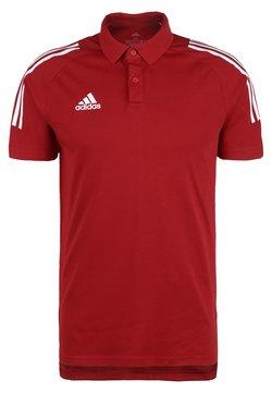 adidas Performance - CONDIVO 20 - Funktionsshirt - red/white
